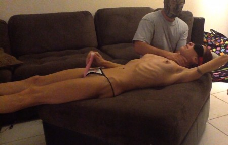 Self Pleasure Orgasm While   Smothered