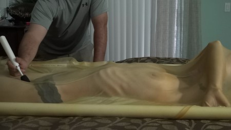 Vac Bed  Orgasm